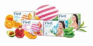 Vivel Skin Nourishing Range of Soaps