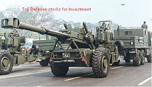 defense stocks for investment