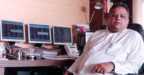 rakesh jhunjhunwala success story