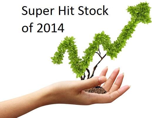 highest return stocks of 2014