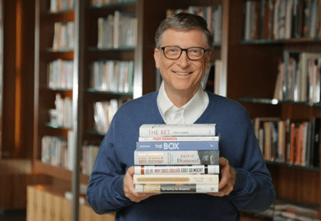 reading habit for investing success
