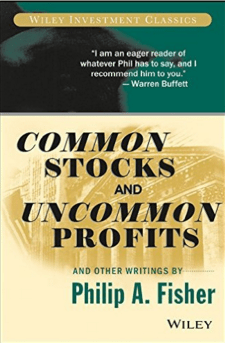 common-stocks-uncommon profits philip fisher