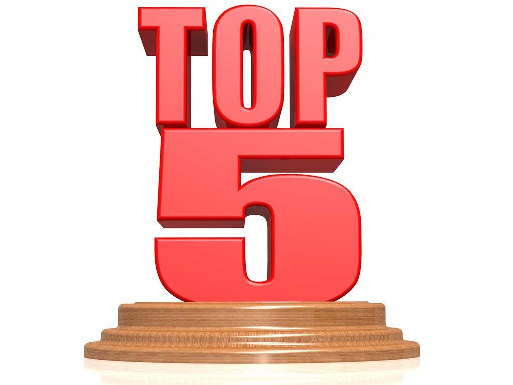 top-5-companies-2016