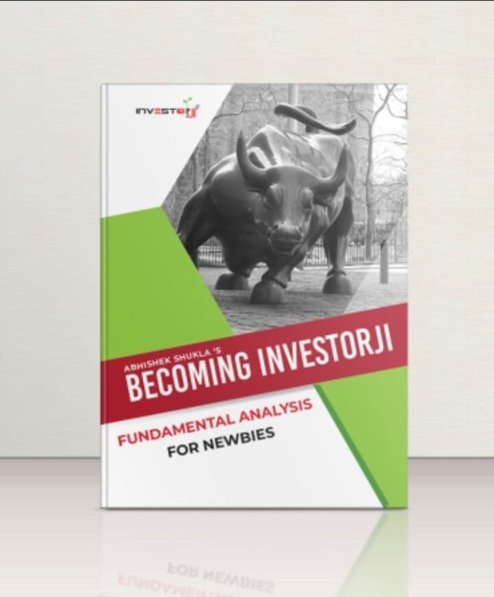 Becoming Investorji Book
