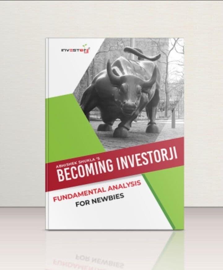 Becoming Investorji Book